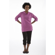 Cowl Neck Tunic/Sweater